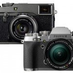 Nyhet: Fujifilm X-Pro2 och X-T2 nu i grafitgrått och grafitsilver