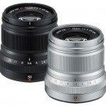 Fujifilm lanserar porträtt-telet Fujinon XF 50 mm f/2 R WR