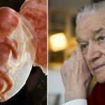 Världsberömda fotografen Lennart Nilsson är död
