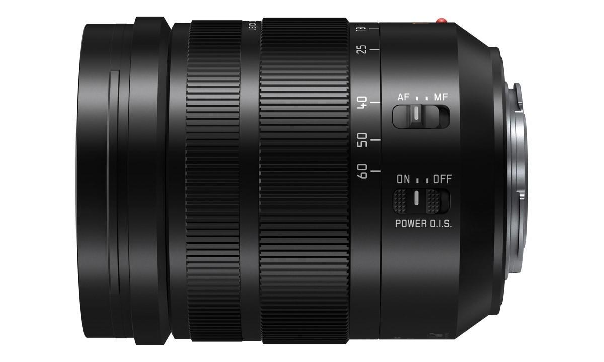 Panasonic Leica 12-60 mm f/2,8-4 Micro 4/3 objektiv