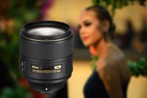 Nikon AF-S 105 mm f/1,4 E ED Test – bokeh-mästare!