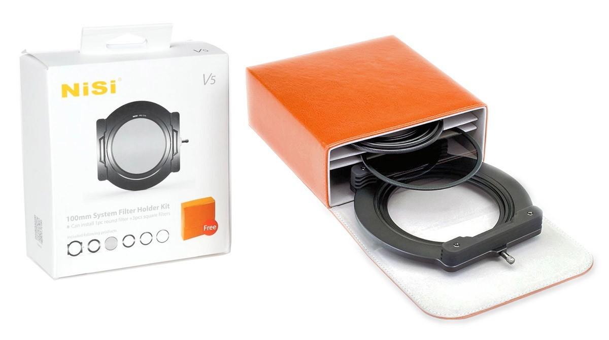 NiSi Filter Holder Kit V5 100 mm