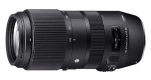 Sigma 100-400 mm DG OS HSM – nätt telezoom för fullformat