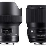 Sigma lanserar 14 mm och 135 mm Art-objektiv med F1,8
