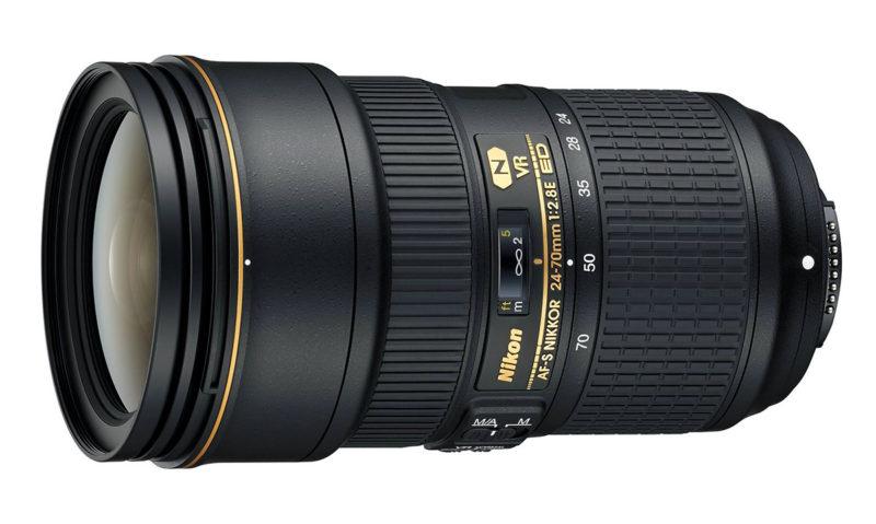 Test: Nikon AF-S 24-70 mm f/2.8 E ED VR – skarpare och äntligen bildstabiliserad allroundzoom!