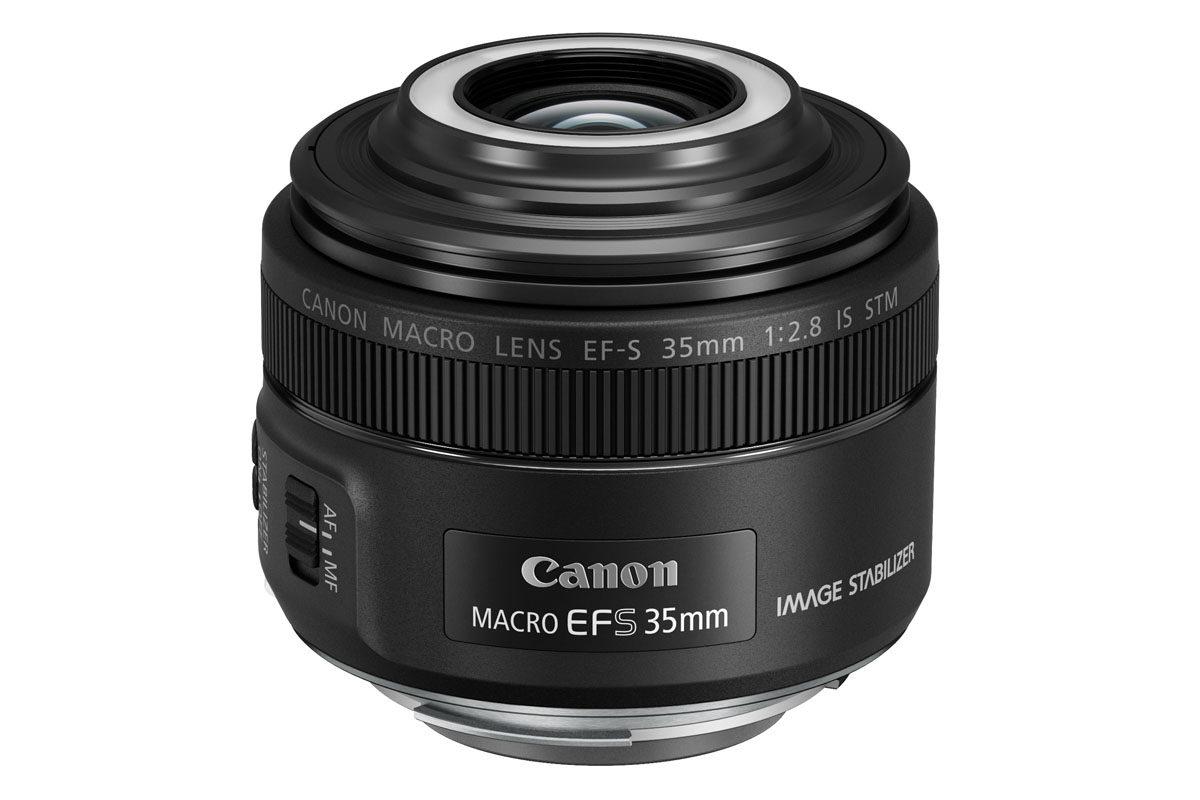 Canon objektiv för makrofotografering Canon EF-M 35 mm f/2,8 Macro IS STM