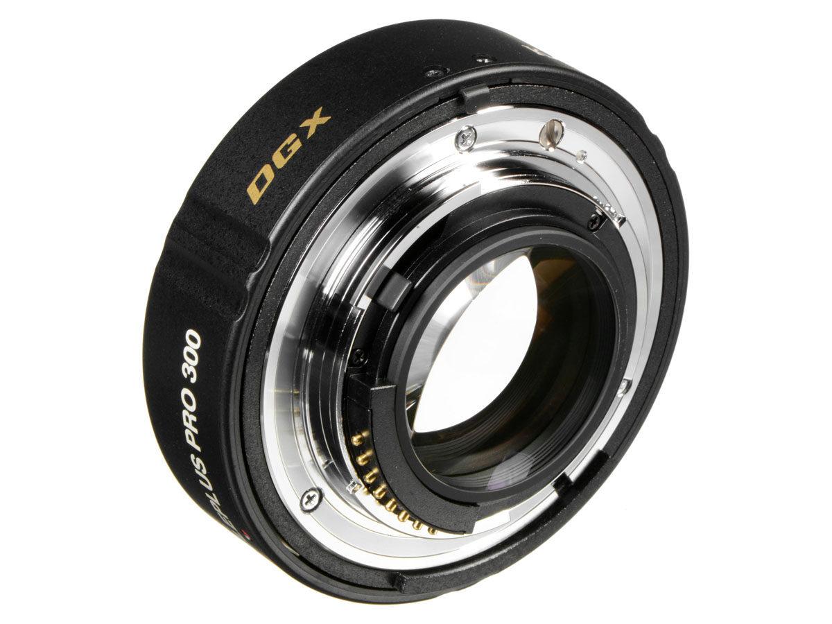 Kenko Pro 300 AF 1,4x DGX telekonverter till Canon EF