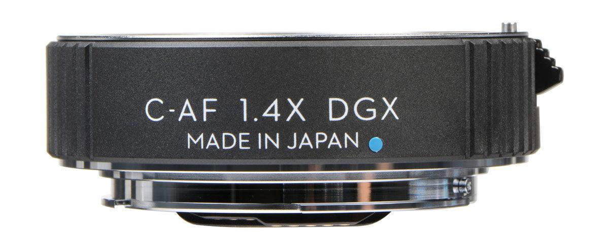 Telekonverter Kenko Teleplus HD DGX 1.4x hos Objektivtest.se