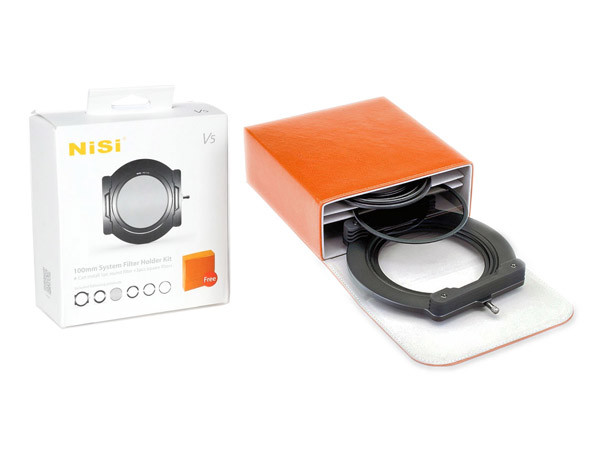 NiSi Filter Holder Kit V5 Pro för 100 mm system – inkl. polfilter