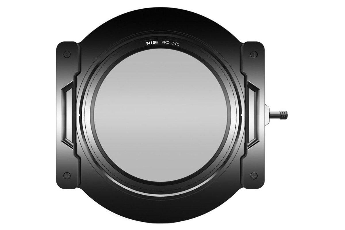 NiSi filterhållarkit V5 Pro 100 mm System inklusive 82 mm cirkulärt polfilter