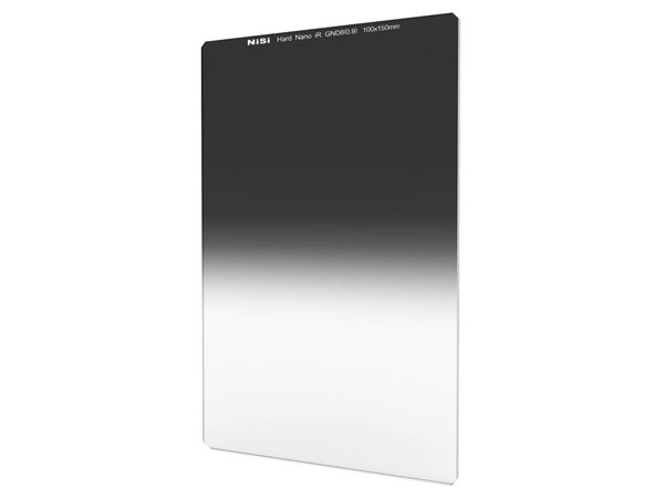 NiSi Graduerat ND-filter GND8 Hard (3 steg) 100×150 mm