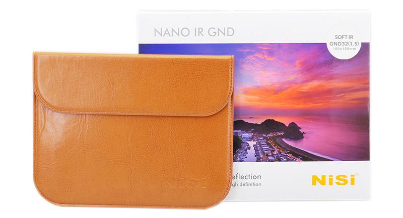 NiSi avtonat gråfilter GND32 Soft mjuk övergång för NiSi 100 mm System