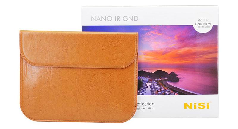 NiSi avtonat gråfilter GND8 Soft mjuk övergång för NiSi 100 mm System