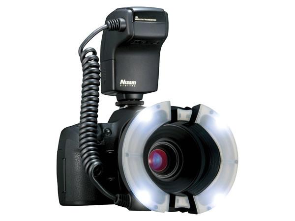 Nissin MF 18 Macro ringblixt till Nikon