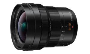 Nyhet: Panasonic Leica DG Vario-Elmarit 8-18mm f/2.8-4 ASPH – vidvinkelzoom för Micro 4/3