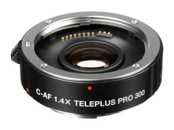 Kenko Pro 300 AF 1,4x DGX Telekonverter till Nikon