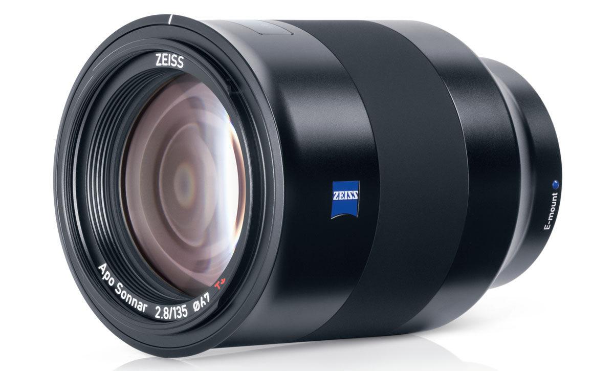 Zeiss Batis 135mm f/2.8 teleobjektiv för Sony fullformat
