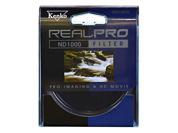 Kenko 55 mm ND-filter ND1000 10 steg