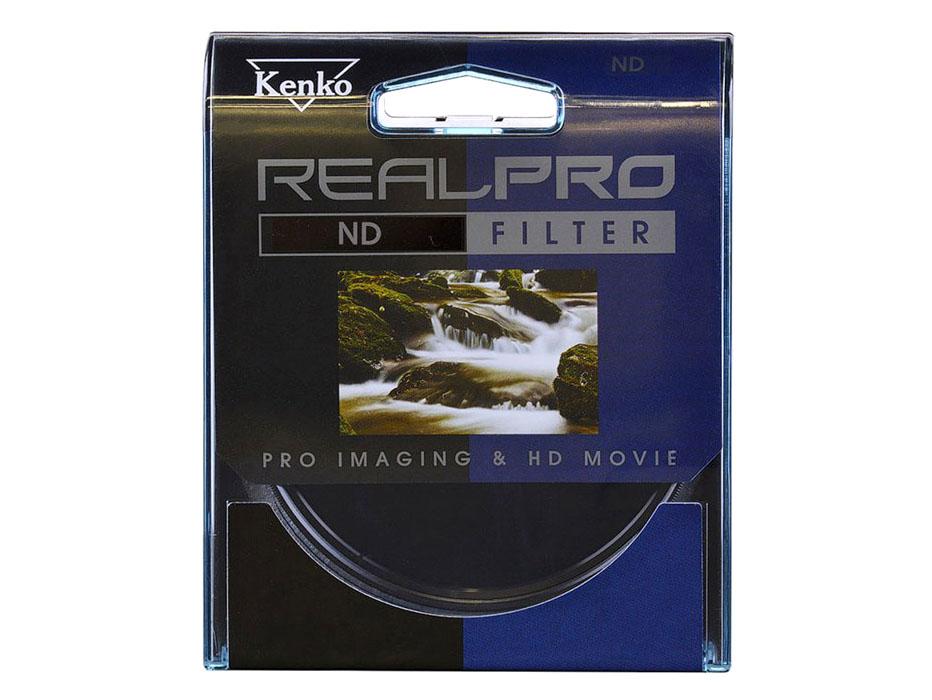Kenko ND-filter 6 steg ND64 58 mm
