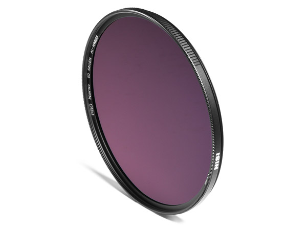 NiSi ND-filter IR ND1000 Pro Nano HUC (10 steg) 55 mm