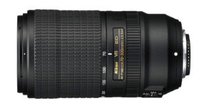 Nikon lanserar ny 70-300 mm telezoom för fullformat!