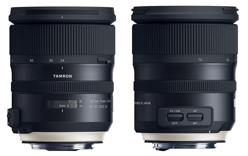 Tamron 24-70 mm f/2.8 G2