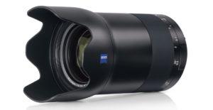 Zeiss Milvus-serien byggs på med ljusstarkt 35 mm objektiv