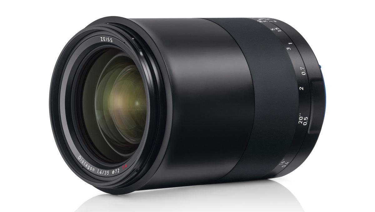 Zeiss Milvus 35 mm f/1.4 för Canon och Nikon fullformat