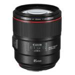 Canon EF 85 mm f/1,4 L IS USM – nytt bildstabiliserat porträttele