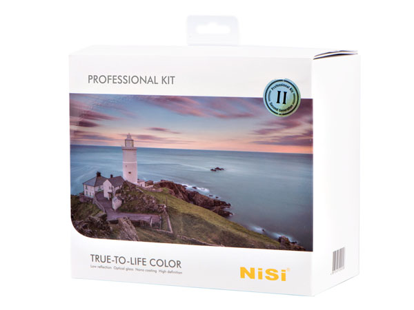 NiSi 100 mm Professional Kit II