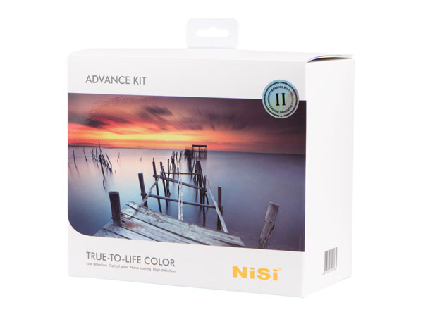 NiSi 100 mm Advance Kit II