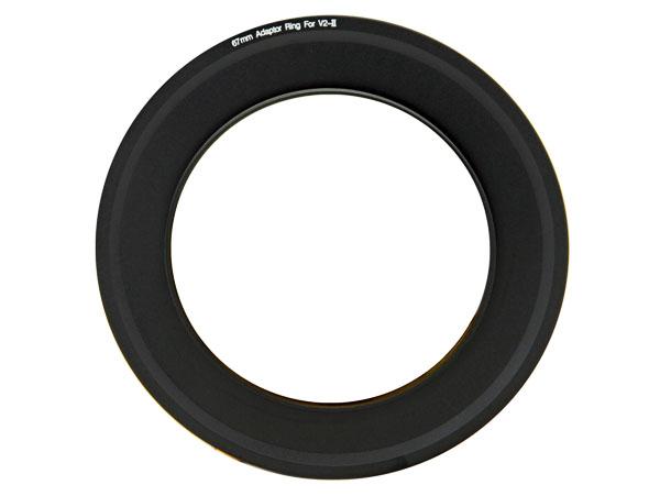 NiSi 67 mm adapterring för NiSi V2-II filterhållare