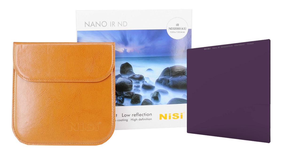 NiSi ND-filter ND32000 Super Stopper gråfilter 15 steg