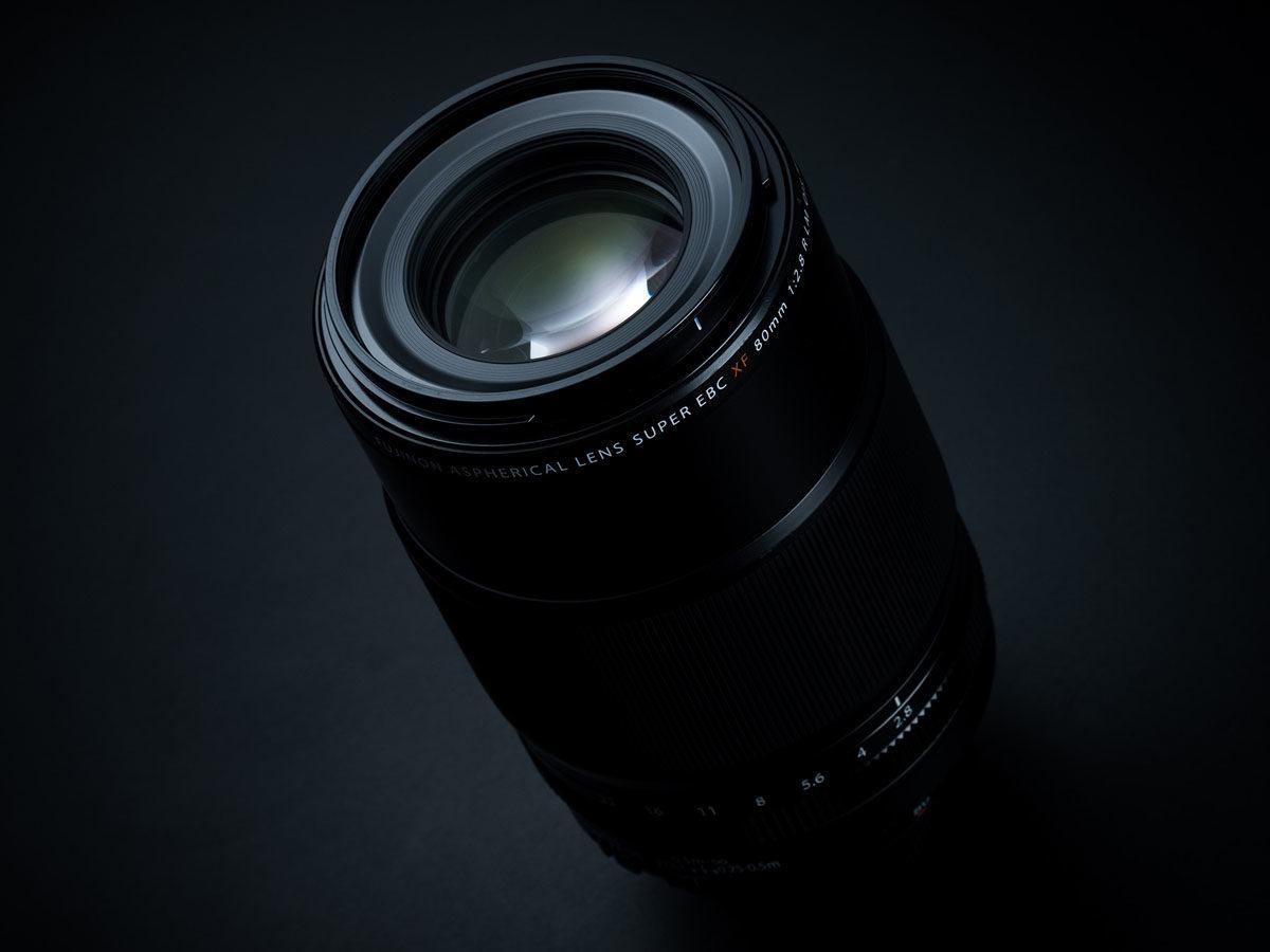 Fujifilm makroobjektiv