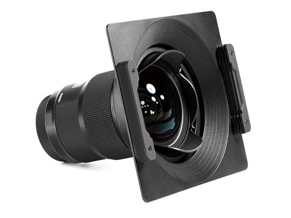 NiSi 150 mm filterhållare för Sigma 20 mm f/1.4 DG HSM Art