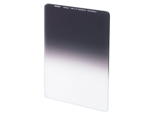 NiSi Graduerat ND-filter GND4 Medium (2 steg) 100×150 mm