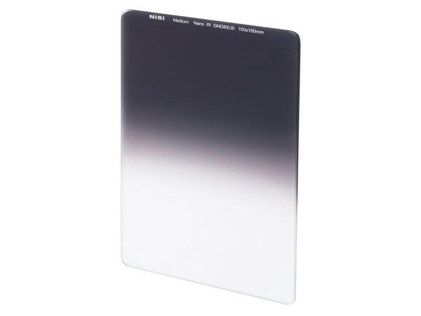 NiSi Graduerat ND-filter GND8 Medium (3 steg) 100×150 mm