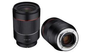 Samyang lanserar AF 35 mm f/1.4 för Sony E-fattning