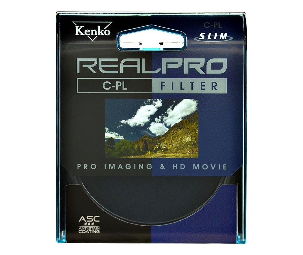 Kenko cirkulärt polfilter 77 mm C-PL