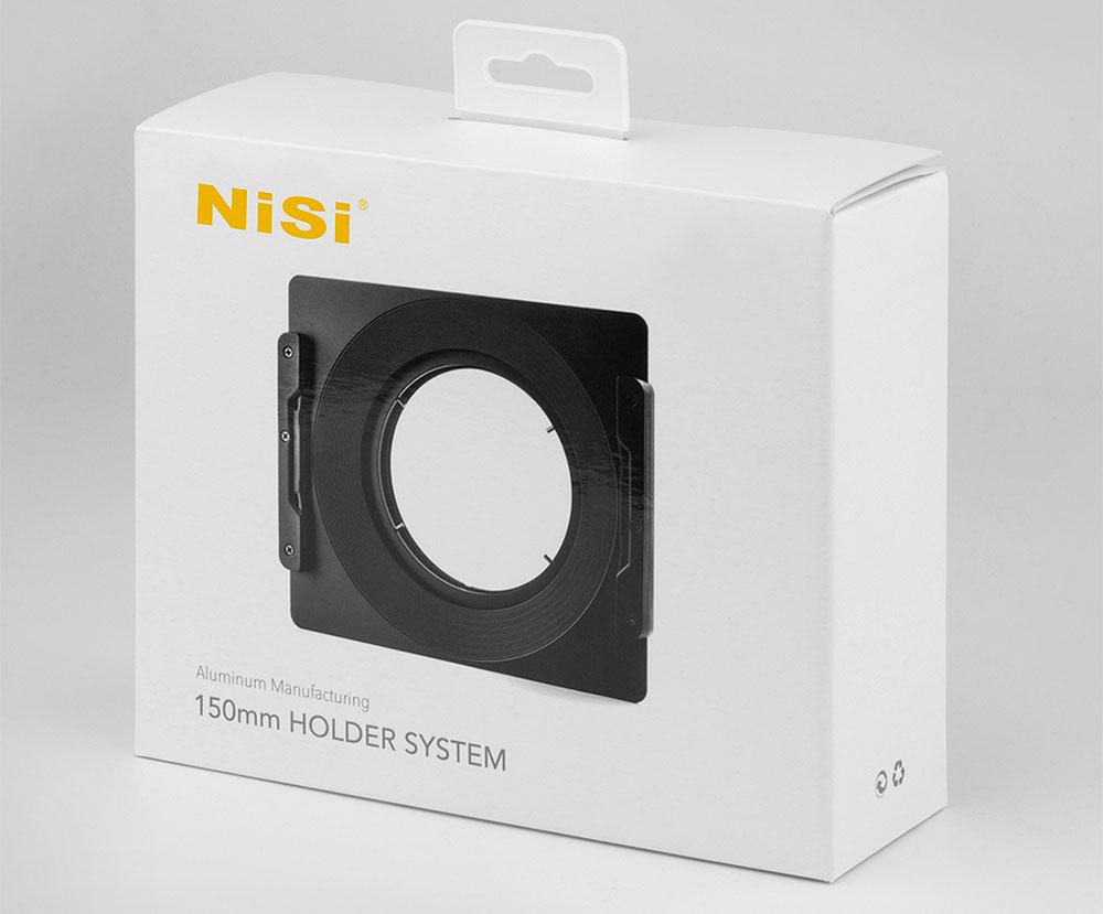 NiSi 150 mm filterhållare för Canon TS-E 17 mm f/4 L