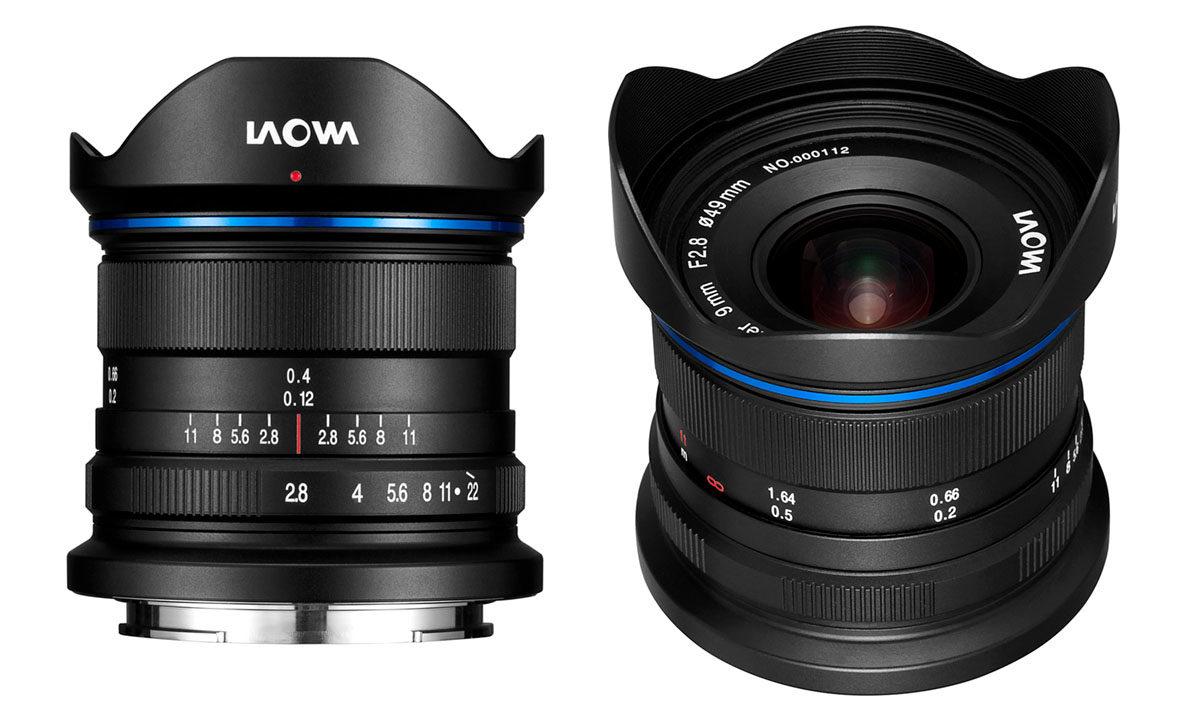 Laowa 9mm f/2.8 Zero-D – raktecknande ultravidvinkel!