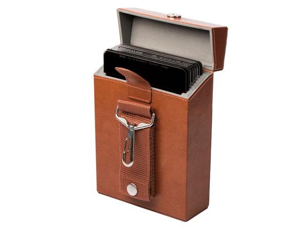 NiSi filterväska för 8 st 100 mm filter