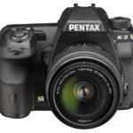 Test: Pentax K-3 – står pall för kraftiga skurar