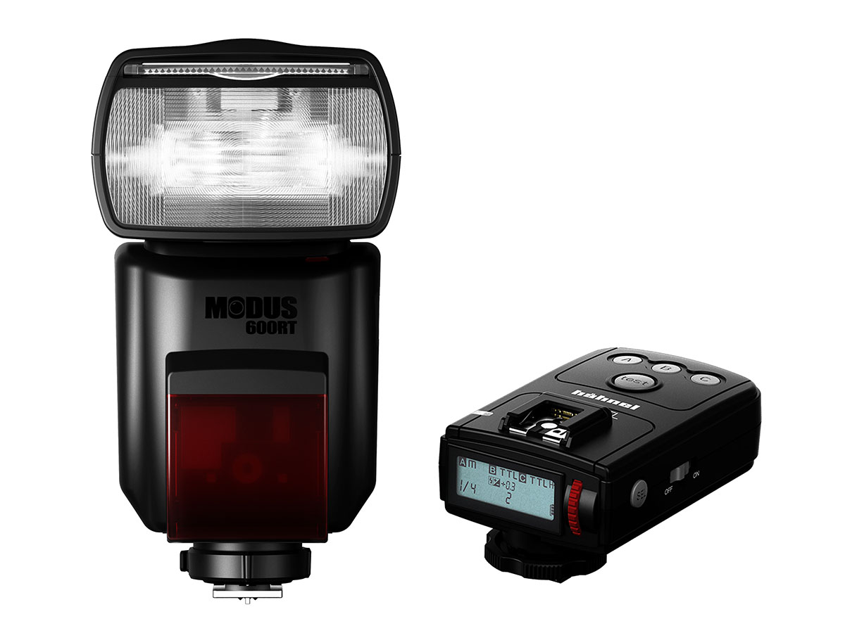 Hähnel Modus 600RT Mk II trådlöst kit till Fujifilm