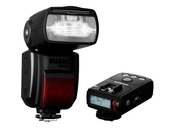 Hähnel Modus 600RT Wireless Kit Canon professionell tillbehörsblixt