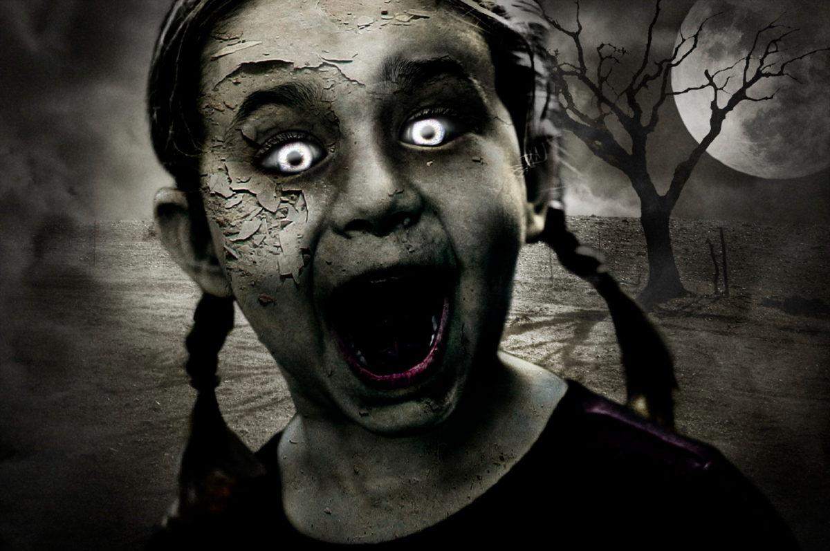 zombie porträtt tips för bildbehandling i Photoshop text av Nils Olsson