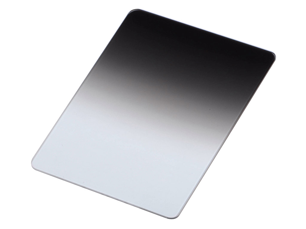 NiSi 75 mm Graduerat ND-filter GND8 Soft (3 steg)