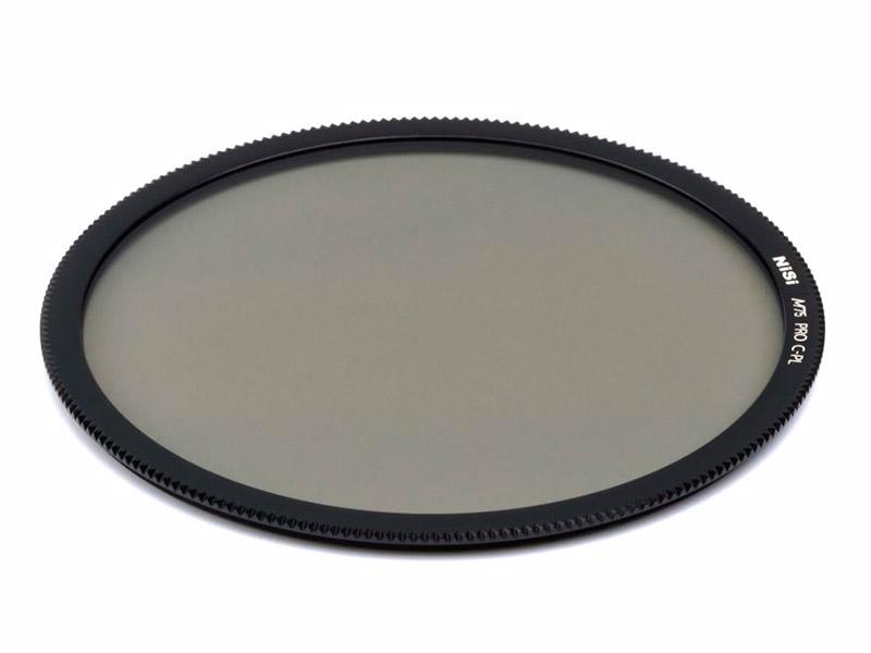 polarisationsfilter för NiSi M75 filterhållare