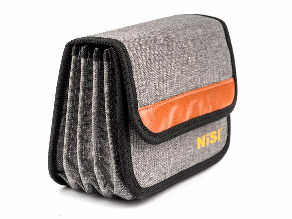 NiSi tygväska för 9 st 100 mm filter