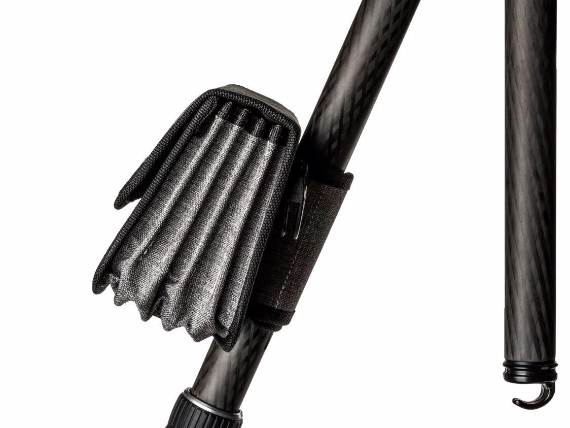 NiSi filterväska i tyg för 100 mm fyrkantiga filter